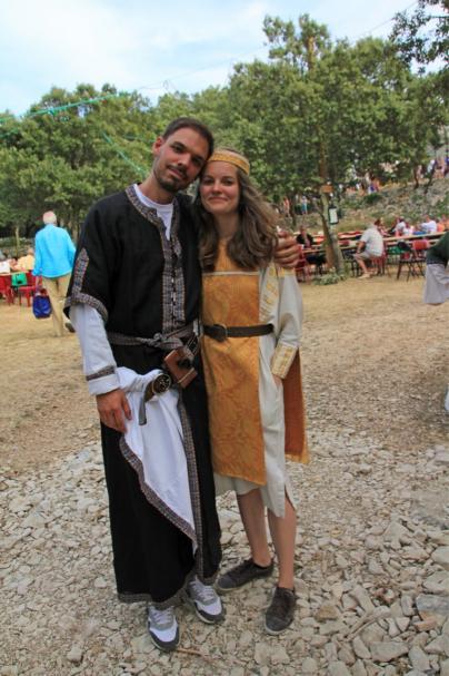 Vincent et Yulia