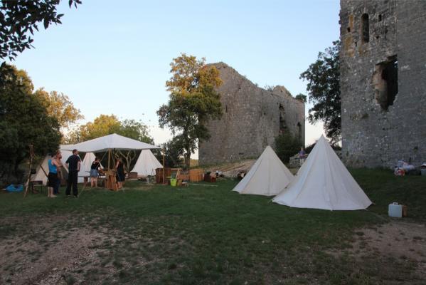 Camp Sans Terres
