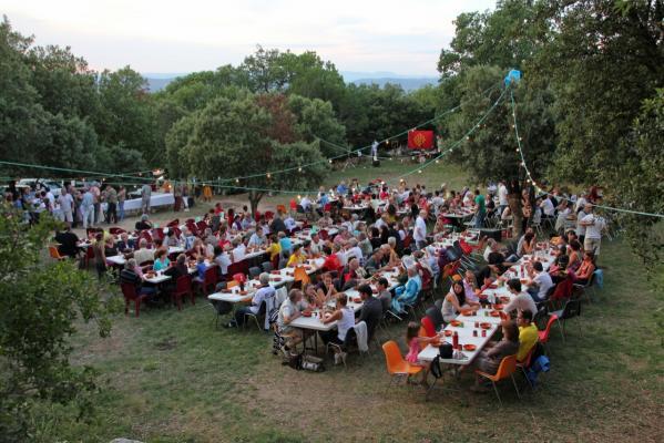 Espace banquet