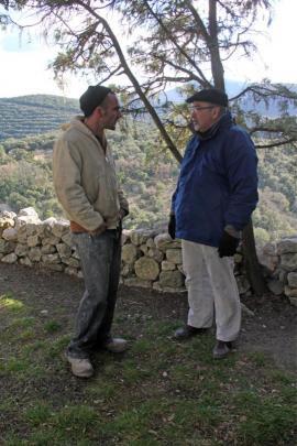 Xavier et Bernard