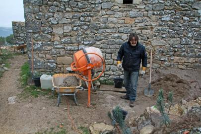 Jean-Marc au mixer