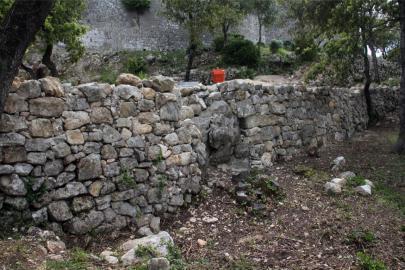 mur du pré nord