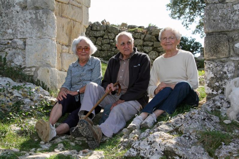 Mimi, Lucien et Jeannette