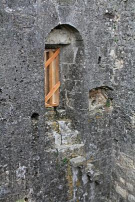 Fenêtre à escalier