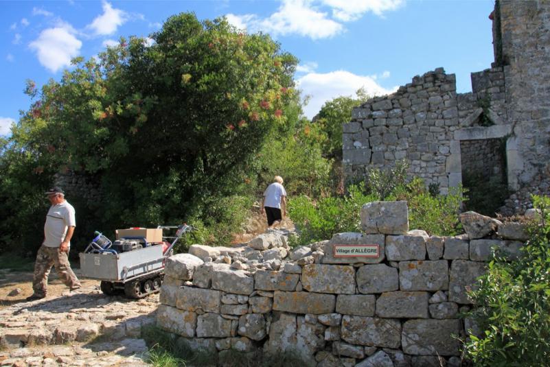 Village d'Allègre